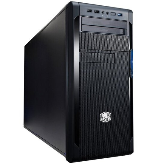 Cyberpower Project Pentium Desktop PC Intel Pentium 3.3GHZ 8GB DDR4 1TB HDD DVDRW Intel HD No Operating System - 3 Year Warranty