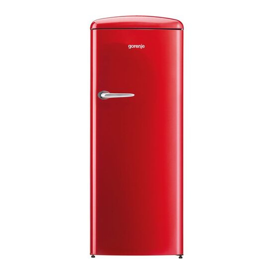 Gorenje ORB153RD Tall Fridge Fiery