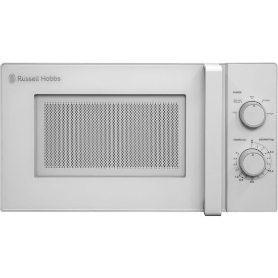RUSSELL HOBBS  RHM2077 Solo Microwave - White