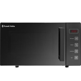 RUSSELL HOBBS  RHEM2301B Solo Microwave - Silver Reviews