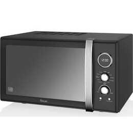 Swan SM22080BN Microwave with Grill - Black Reviews