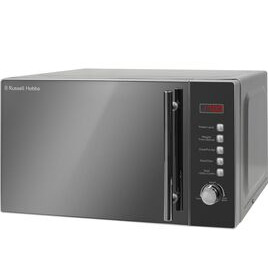 RUSSELL HOBBS  RHM2096 Solo Microwave - Silver Reviews