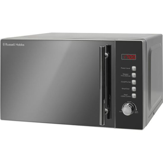 RUSSELL HOBBS  RHM2096 Solo Microwave - Silver