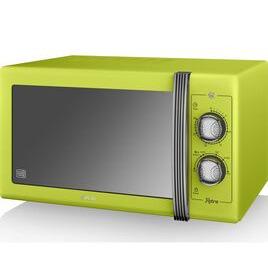 Swan Retro SM22070LN Solo Microwave - Lime Reviews