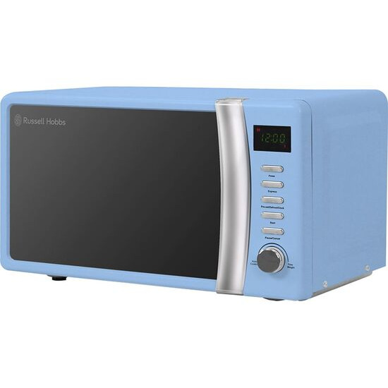 RUSSELL HOBBS  RHMD702BL Solo Microwave - Blue