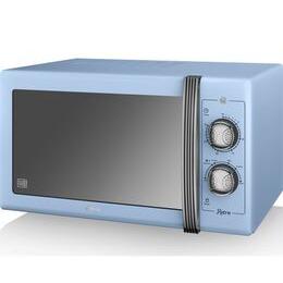 SWAN  Retro SM22070BLN Solo Microwave - Blue Reviews