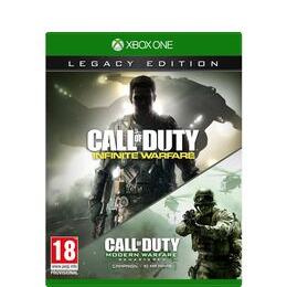 Microsoft Xbox One Call of Duty: Infinite Warfare Legacy Edition