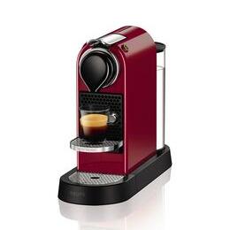 Nespresso by Krups CitiZ Coffee Machine - Red Reviews