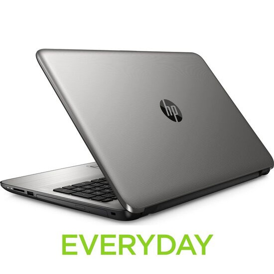 HP 15-ay168sa 15.6 Laptop Silver