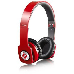Noontec Zoro Professional Headphones - Red Reviews
