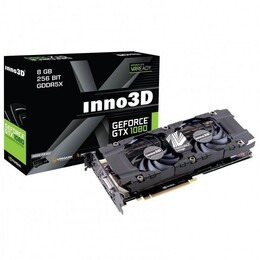 Inno3D GeForce GTX 1080 HerculeZ Twin X2 8192MB GDDR5X PCI-Express Graphics Card Reviews