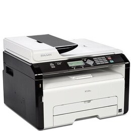 Ricoh Aficio SP204SN A4 All in One Mono Laser Printer Reviews