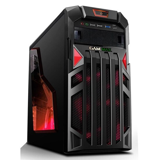 Cube Epic RX Ultra Fast Esport Ready Gaming PC Intel Core i5 Quad Core with Radeon RX 470 Graphics Card