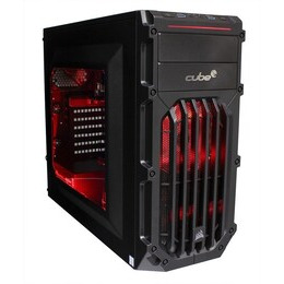 Cube Panther VR Ready Gaming PC Core i5 Quad Core with GeForce GTX 1060 6Gb Graphics Card Reviews