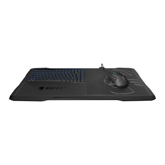Roccat Sova Membrane Gaming Lapboard - UK Layout