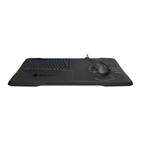 Roccat Sova Membrane Gaming Lapboard - UK Layout