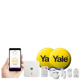 Yale Smart Home Alarm View & Control Kit Reviews