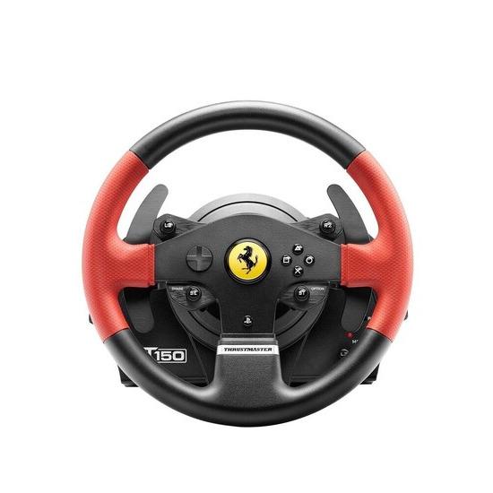 Thrustmaster T150 Ferrari Edition Uk Version
