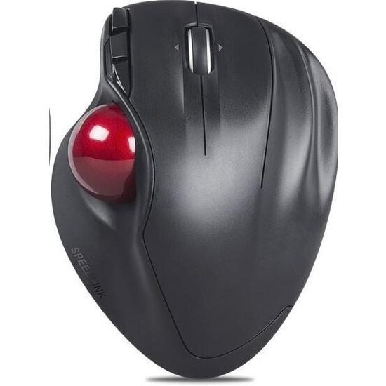 SPEEDLINK Aptico Wireless Trackball Mouse Black - SL-630001-BK