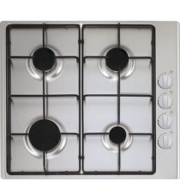 ESSENTIALS CGHOBX16 Gas Hob - Stainless Steel Reviews