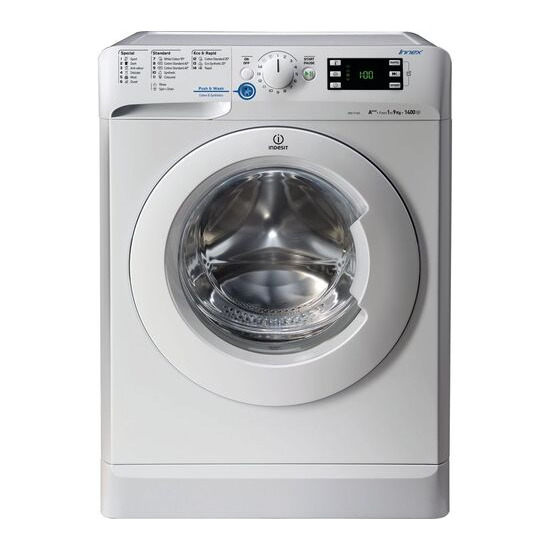 Indesit Innex XWE 91483XW Washing Machine - White