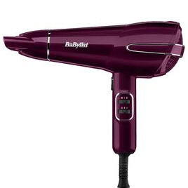 BaByliss Elegance 5560KU Hair Dryer - Berry Reviews