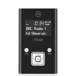 VIEWQUEST  Blighty VQ-PDR-GR Portable DAB Radio - Black Reviews