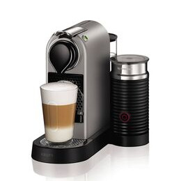Krups Citiz & Milk XN760B40 Coffee Machine - Silver Reviews