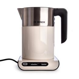 Bosch TWK8637PGB Styline Kettle Cream 1.5 Litres 3000W Reviews