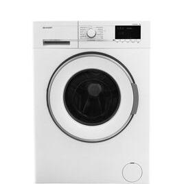 Sharp ES-GFB8144W3 Washing Machine Reviews