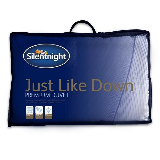Silentnight Just Like Down 13.5 Tog Duve