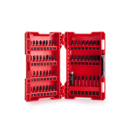 Milwaukee 4932430907 Shockwave 56 Piece Drill/Screwdriver Bit