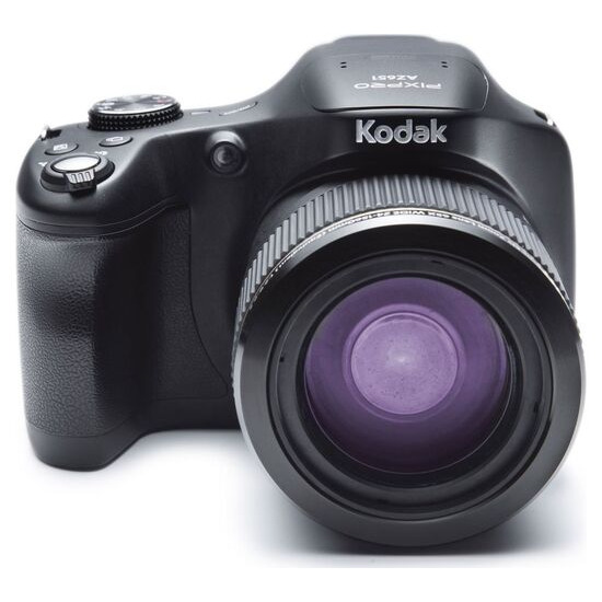 Kodak PIXPRO AZ651-BK Bridge Camera - Black
