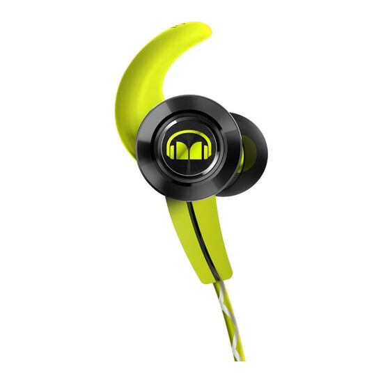 MONSTER  iSport Victory In-Ear Wireless Bluetooth Headphones - Green