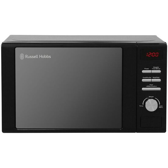 Russell Hobbs RHM2064B Solo Microwave - Black