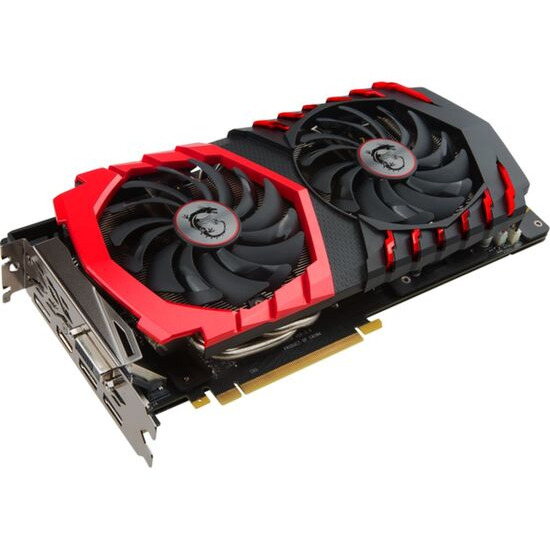 MSI  GeForce GTX 1060 GAMING Graphics Card