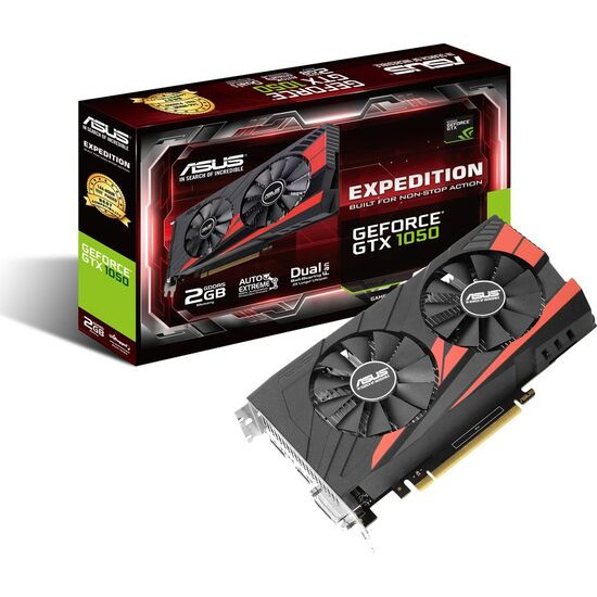 ASUS Expedition eSports GeForce GTX 1050 Graphics Card