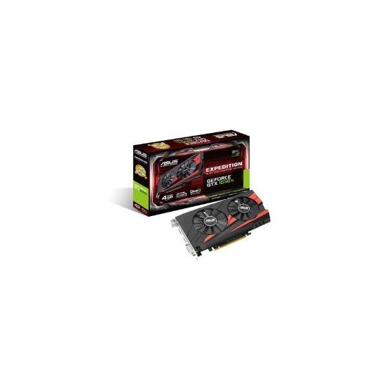 ASUS GeForce GTX 1050 Ti  Expedition eSports Gaming Graphics Card