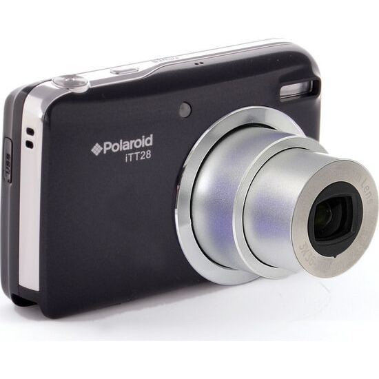 POLAROID ITT28-BLK-UK Superzoom Compact Camera - Black