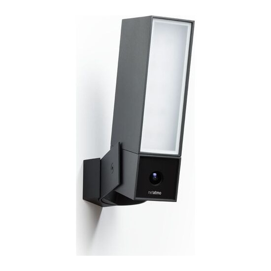 NETATMO  Presence Outdoor Security Camera with Light