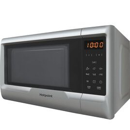 Hotpoint MyLine MWH 2031 Solo Microwave - Silver Reviews