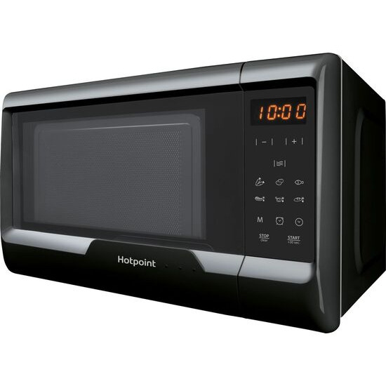 Hotpoint MyLine MWH 2031 Solo Microwave - Black