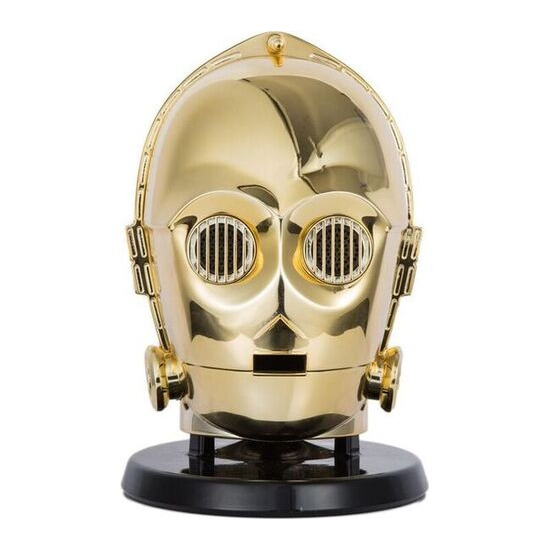 Star Wars C-3PO Portable Wireless Speaker Gold