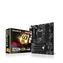 Gigabyte GA-B250M-D3H Reviews