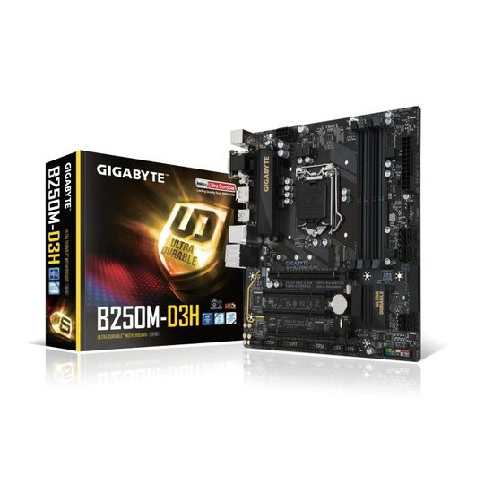 Gigabyte GA-B250M-D3H