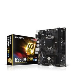 Gigabyte GA-B250M-D2V Reviews