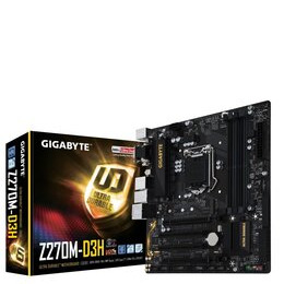 Gigabyte GA-Z270M-D3H Reviews