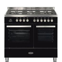 BRITANNIA Sonetto 100DF TC Dual Fuel Range Cooker Chrome Reviews