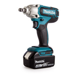 Makita DTW190RMJ Impact Wrench 18V Cordless (2 x 4.0Ah Batteries) Reviews