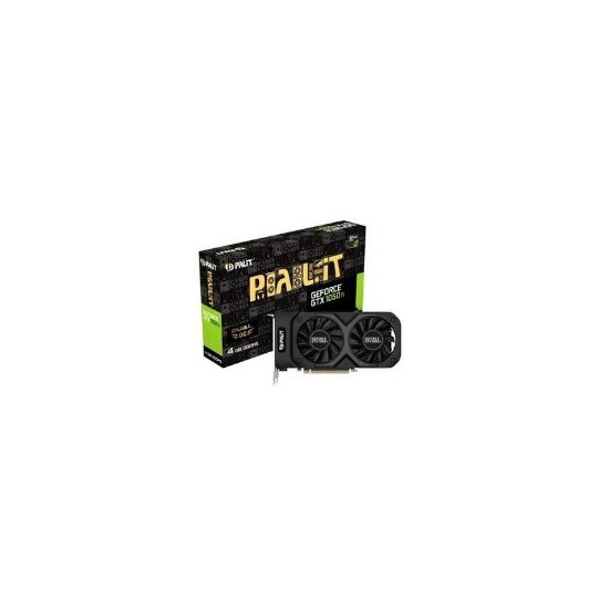 Palit GeForce GTX 1050 Ti Dual OC 4GB Graphics Card
